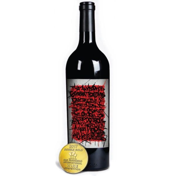 12 Bottle Case 1849 Wine Company Declaration Napa Cabernet 2014 Rated 96 DOUBLE GOLD MEDAL w Free Shipping